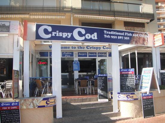 Crispy Cod : The restauarant.
