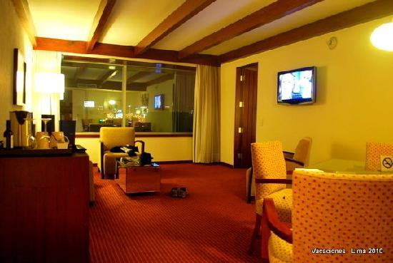 Casa Andina Private Collection Miraflores: habitación