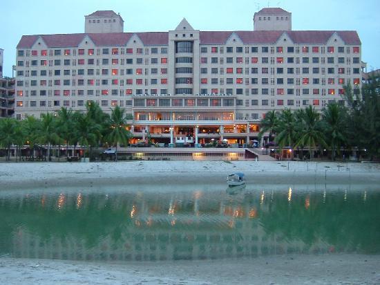 Corus Paradise Resort View Of The Hotel