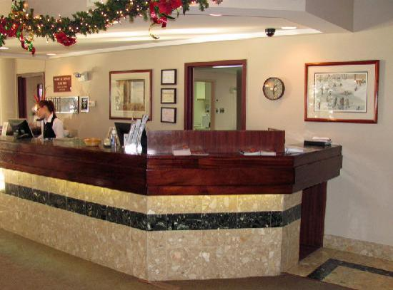 Welcominns : Reception