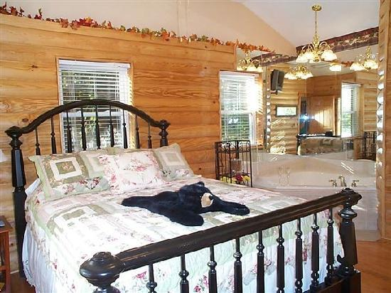Mountain Aire Cottages & Inn: The Mountain View Cottage
