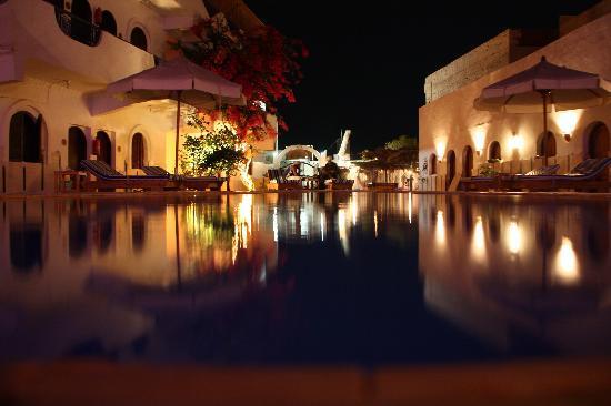 Dahab Plaza Hotel: Inside Hotel