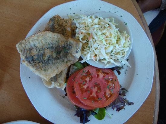 Alluette's: Fried Fish
