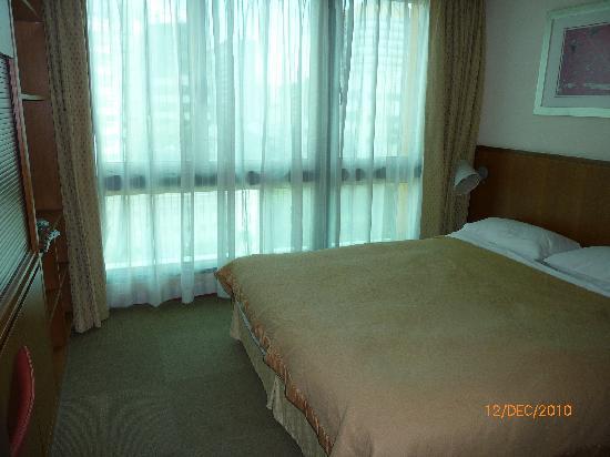 Somerset Bencoolen: Bedroom