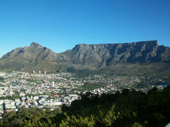 4 Cape Town Day Tours : Table Mountain
