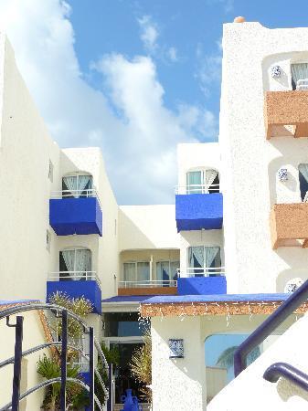 Playa Maya: Hotel View