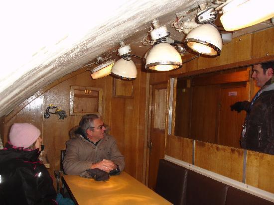 U-Boot Museum Hamburg: Officers Mess