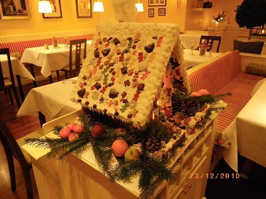 Hotel Birke: Der Weinachtshaus