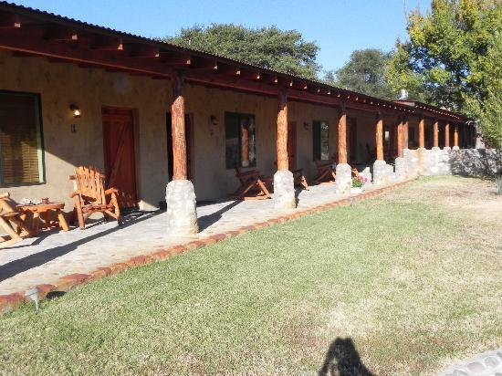 Price Canyon Ranch: The rooms