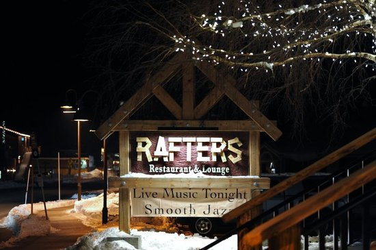 Rafters Restaurant And Lounge