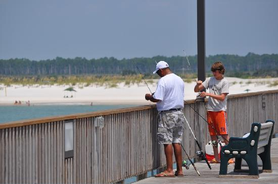 Gulf Shores, AL: Gulf State Park Pier