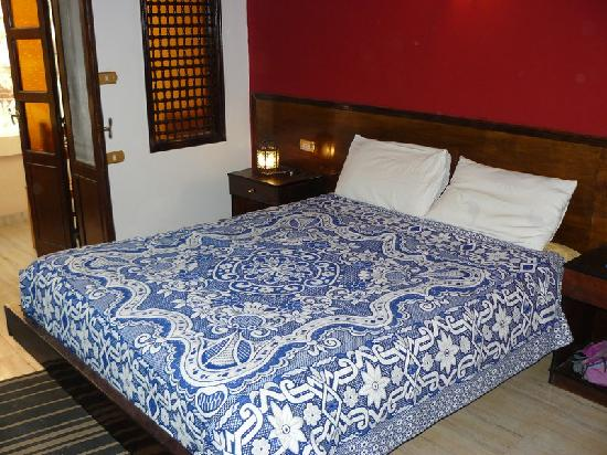 El Nakhil Hotel & Restaurant: Chambre No 25