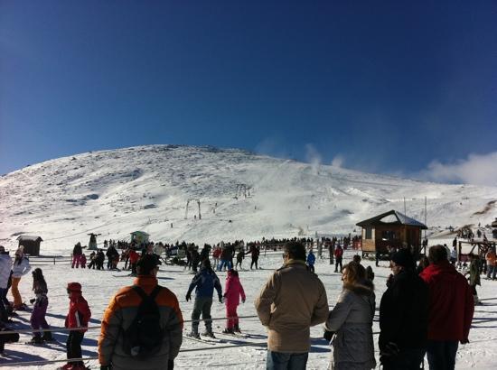 Kaimaktsalan Ski Center - Voras : Καϊμακτσαλάν