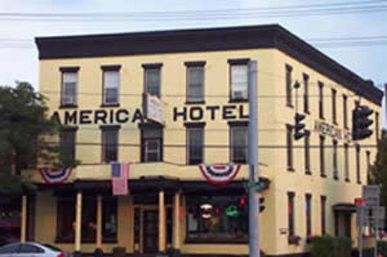 Lima, IL: The American Hotel