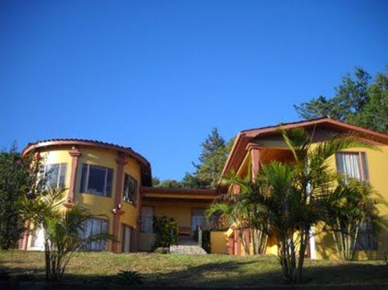 Monteverde Cloud Forest Reserve, Kostaryka: Hotel Sun Kiss Monteverde