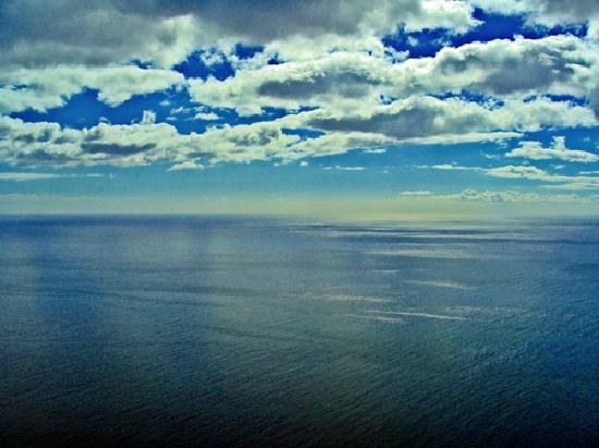 Faja da Ovelha, Portugal: Eines der vielen Atlantikgesichter!
