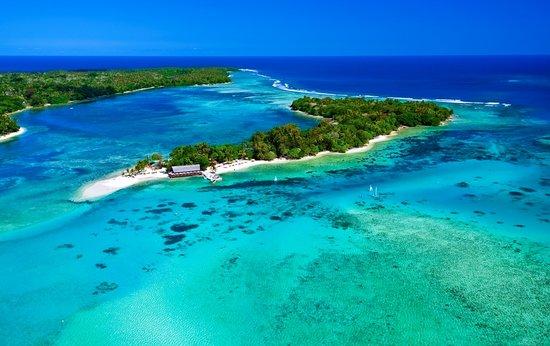 Erakor Island Resort & Spa: Erakor Island Resort and Spa, Vanuatu
