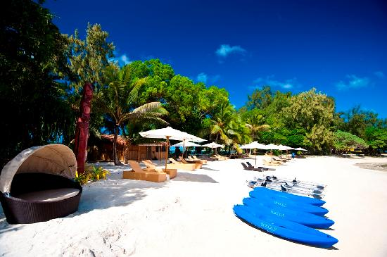 Erakor Island Resort & Spa: Calypso Beach