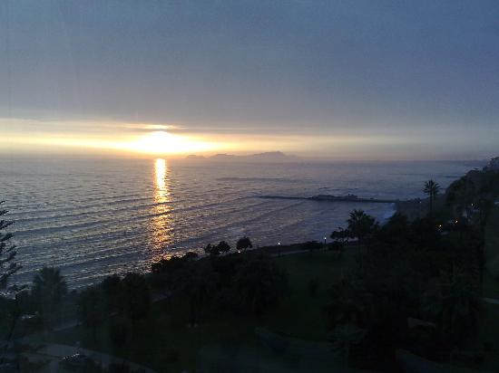 Belmond Miraflores Park: View from my room
