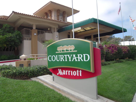 Courtyard San Diego Del Mar/Solana Beach: Welcome to the Courtyard!