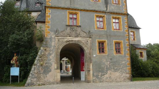 Schlossmuseum: Torhaus am Schloss