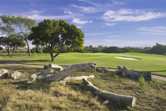 Ventura, CA: Olivas Links is one of the only true links style courses in Southern California