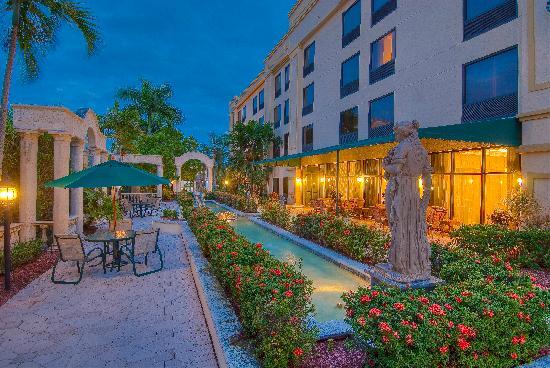 Hampton Inn  Rca Blvd Palm Beach Gardens Fl