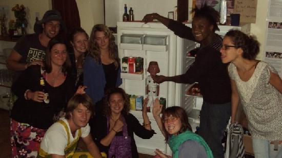 Ujamaa Hostel : Fun at the hostel