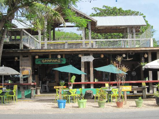 Casa de Tortuga: One of the places to eat
