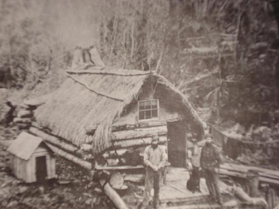 The Westport Tour : Westport Gold Miners circa 1860's