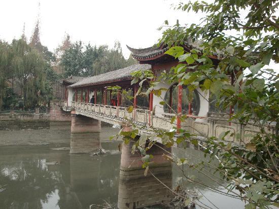Chengdu, China: BaiHuaTan Park