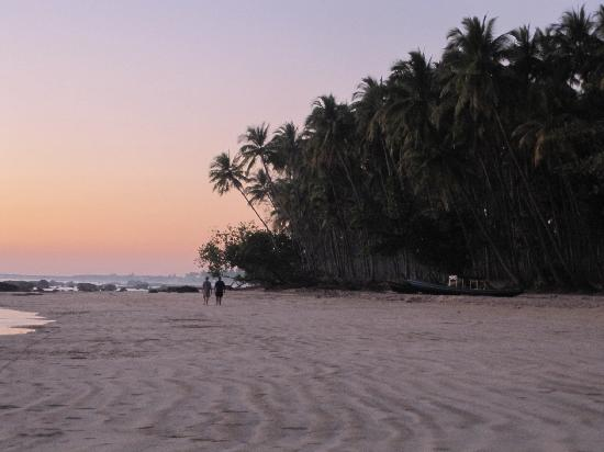 Amazing Ngapali Resort : Ngapali beech