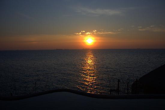 Ko Si Chang Island: ...and its view