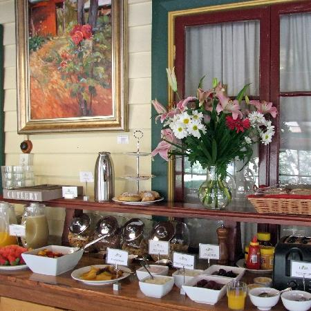 Bridgefield Guest House: YUMMY BREAKFAST EVERY DAY