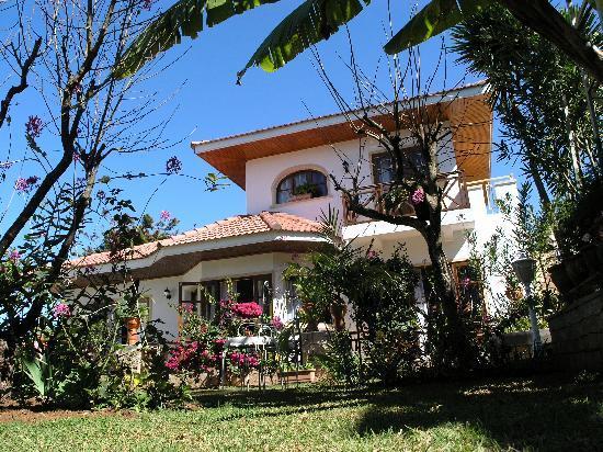 Antsirabe, Madagascar: de nouvelles chambres donnant sur le jardin