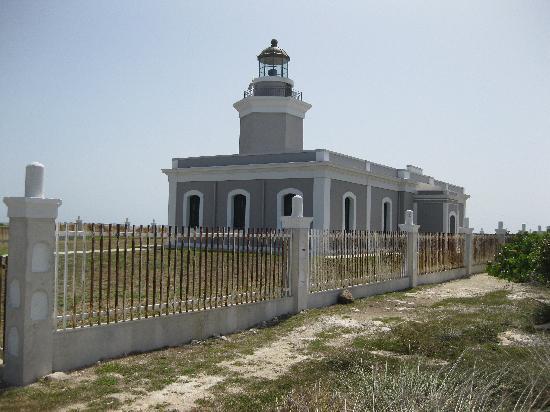 Playa Sucia: Cabo Rojo light house