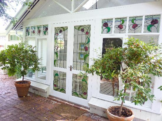 Durack House Bed & Breakfast : Conservatory
