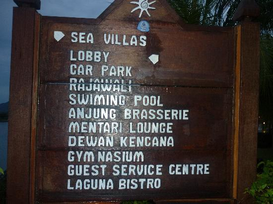 Langkawi Lagoon Resort: great place to relax