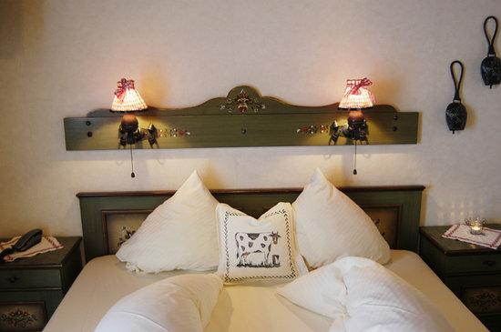 Dreimaderlhaus: Slaapkamer