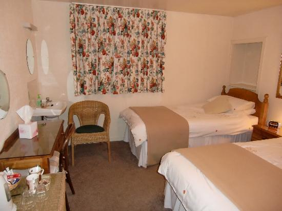 Cragganmore Guest House: Twin Room