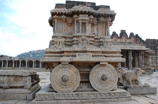 Virupaksha Temple Gopura Picture Of Hampi Bellary