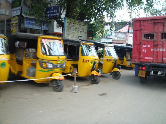 Chennai (Madras), India: Auto