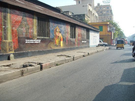 Chennai (Madras), India: Streets