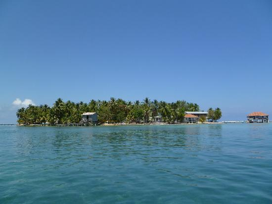 Tobacco Caye Lodge: A tiny bit of paradise