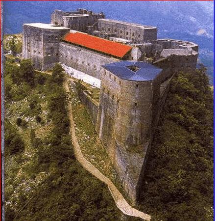Nord Department, Haïti : CITADELLE, HAITI