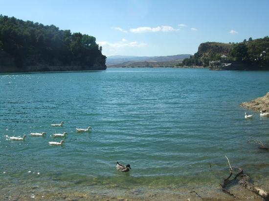 "Serrato, Spain: ""Austrian"" lakes"