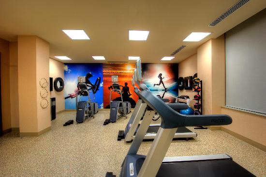 Residence Inn Portsmouth Downtown/Waterfront: 24-Hour Fitness Center