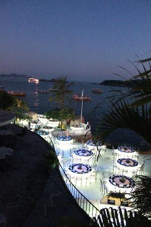 Boca Chica Hotel: boda