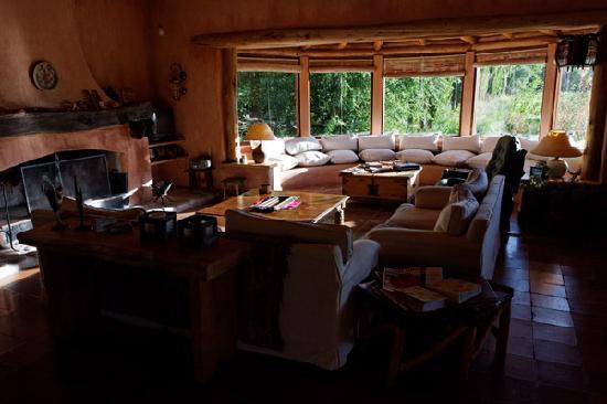 El Rancho de Carmen: Le living
