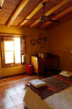 El Rancho de Carmen: La chambre